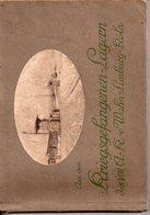 Livre Aus Den Kriegsgefangenen Lagern Des VIII A-K Wahn Limburg Koln 1917 Camp De Prisonniers Guerre Ww1 - 5. Guerres Mondiales
