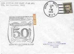 MC MURDO    Pole Sud  50 IEME ANNIVERSAIRE  1929-1979 (7 Juin 1979) - Oblitérés