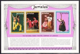 Jamaica 1974 MNH Sc #386a Jamaican Dancers National Dance Theatre - Jamaique (1962-...)