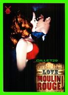 AFFICHES DE FILM - MOULIN ROUGE ! - 29th CENTURY FOC, 2001 - GO-CARD - - Affiches Sur Carte