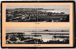 Album Of Jersey Views - 1892 - 16 Pictures - 16 X 12,5 Cm - Channel Islands - Exploration/Voyages