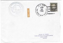 MC MURDO    Pole Sud   GLACIOLOGIE  16 JANVIER 1980 - Ross Dependency (New Zealand)