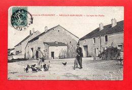 52 - Neuilly Sur Suize : Cour De Ferme - Autres Communes