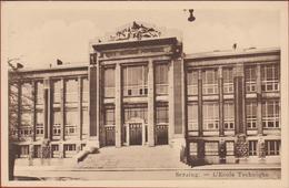 Seraing Liege L' Ecole Technique 1941 (En Très Bon Etat) (In Zeer Goede Staat) - Seraing