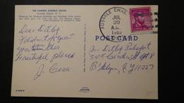 USA - 1958 - Mi:US 657C, Sn:US 1058, Yt:US 589a O - Look Scans - Etats-Unis