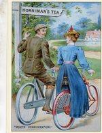 Horniman's Tea  -  Publicite  - CPM - Ciclismo
