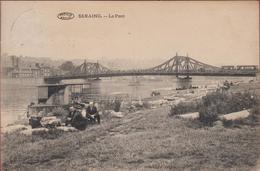 Seraing Liege Le Pont 1921 Animee RARE (En Très Bon Etat) (In Zeer Goede Staat) - Seraing