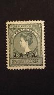 Ned.Indië - Nr. 80 Postfris Met Plakker - Indes Néerlandaises