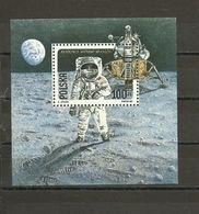 Poland 1989 - Mi. Bl.109 A , Space, MNH - Blocks & Sheetlets & Panes