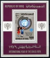 Iraq, 1979, International Year Of The Child, IYC, United Nations, Nations Unies, Michel Block 31 - Iraq