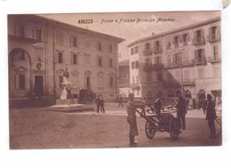 AREZZO Posta E Piazza Principe Amedeo - Arezzo