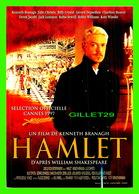 AFFICHES DE FILM - HAMLET FILM DE KENNETH BRANAGH 1997 - - Séries TV
