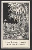 Pastoor Desiderius Constantinus Van Bellingen-sint-nikolaas 1830-oordegem 1909 - Devotion Images