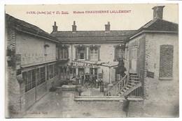 BAYEL Maison CHAUDIERRE LALLEMENT Animée En Champagne Près Bar Sur AUBE Vendeuvre Barse Brienne Le Château Troyes Seine - Bar-sur-Aube