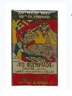 Coca Cola - Olympische Spelen / Jeux Olympiques - Antwerpen 1920 - Coca-Cola