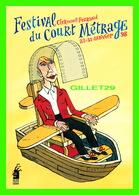 AFFICHES DE FILM -  FESTIVAL DU COURT MÉTRAGE, CLERMONT-FERRAND (63) EN 1998 - - Séries TV