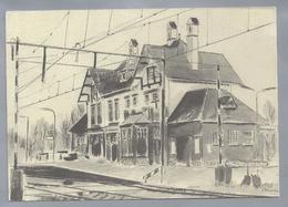 NL.- VOERENDAAL. Station. - Schone Kunsten