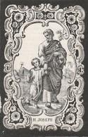Priester Ludovicus Bernardus  Billiet-gent 1790-merendre 1859 - Devotion Images