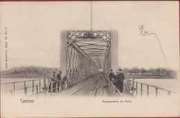 Temse Tamise Perspective Du Pont Brug Over De Schelde (In Zeer Goede Staat) - Temse