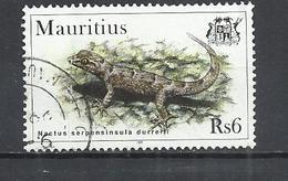 MAURITIUS 1998 - NECTUS SERPENSINSULA -  USED OBLITERE GESTEMPELT USADO - Maurice (1968-...)