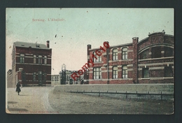 SERAING. L'Abattoir En1913. 2 Scans - Seraing