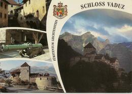 CPM Liechtenstein, Schloss Vaduz (multivues) - Liechtenstein