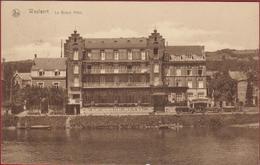 Waulsort Le Grand Hotel Hastière Voiture Oldtimes (En Très Bon Etat) (In Zeer Goede Staat) - Hastière