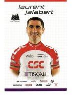 Cyclisme Carte Postale Laurent Jalabert Team Csc Tiscali - Radsport