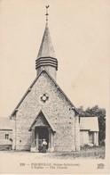 76 - POURVILLE - L' Eglise - Francia