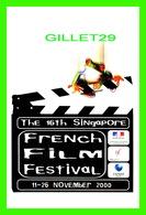 AFFICHES DE FILM -THE 16th SINGAPORE FRENCH FILM FESTIVAL 2000 - GRENOUILLE - - Séries TV