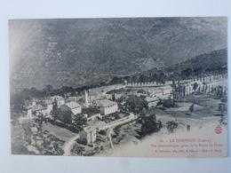 48 Le POMPIDOU Carte En état Concours - Vue Panoramique Prise De La Route De Florac DEN722 - France