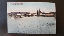 Kussnacht - Dampfer - SZ Schwyz