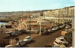 POSTAL    ALGERIE (ARGELIA)  AFRICA  - LE PORT - Argelia