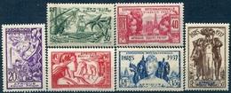 AEF  N° 27-32 * - A.E.F. (1936-1958)