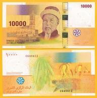Comoros 10000 (10,000) Francs P-19a 2006 UNC - Comoros