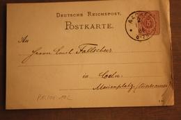 ( 2294 ) GS DR  P  12 / 01  Gelaufen    -   Erhaltung Siehe Bild - Postwaardestukken