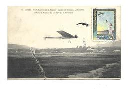 06 Cannes Meeting D Aviation Du 27 Mars Au 3 Avril Monoplan Antoinette 1910 - Cannes