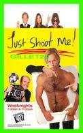 SÉRIES DE TV - JUST SHOOT ME ! ON FOX 5 IN 2001 - - Séries TV