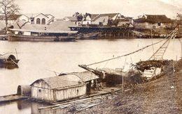 Vietnam - Photo - Arrivée à Phu Lang Thuong - Lieux