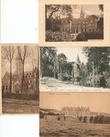 Kemmel : Le Château / Het Kasteel ----- 4 Kaarten - Heuvelland