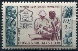 AEF  N° 227 * - A.E.F. (1936-1958)