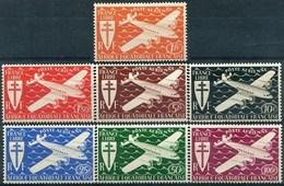 AEF  PA  N° 22-28 * - A.E.F. (1936-1958)