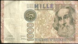 1000 Lires - [ 2] 1946-… : République