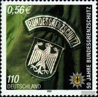 BRD 2175 (kompl.Ausg.) Postfrisch 2001 50 Jahre BGS - [7] Federal Republic