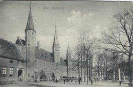 Abdij. Middelburg.   Sent To Denmark 1907  Holland. S-4650 - Middelburg