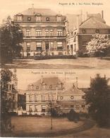 Wevelgem  /  Wevelghem : Propriété De Mr. J. Van Ackere ----- 2 Cp - Wevelgem