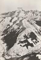 CPM 74 LA CLUSAZ VUE GÉNÉRALE DES PISTES Mont Blanc Relais De L' Aiguille - La Clusaz