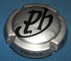 Capsule Pétillant Hérard Philippe. Noir Sur Gris - Mousseux