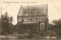 Wingene / Wyngene ( Wildenburg ) : Kerk En Oud Kasteel ( Bulscamp) - Wingene