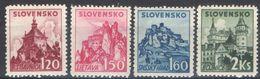E070) SLOVACCHIA 1941 SERIE COMPLETA MNH - Slovacchia